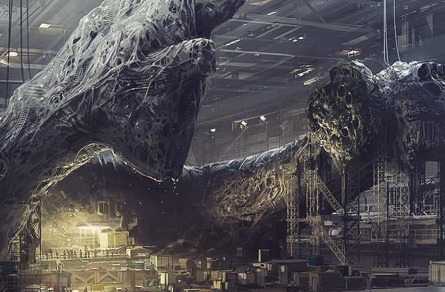 Fitting Blomkamp, Scott's Prometheus 2 in the ALIEN timeline
