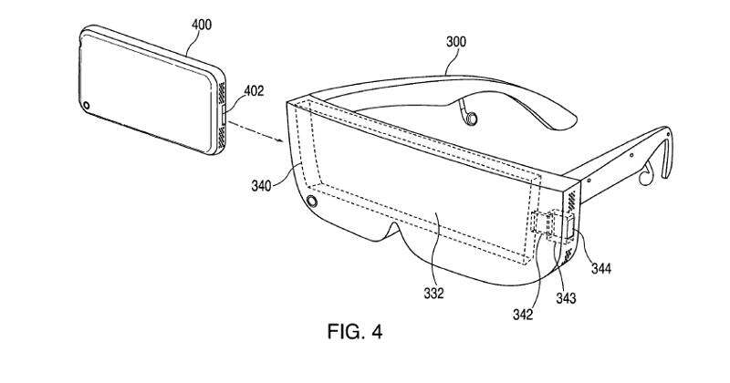 Apple awarded patent for iPhone headset ala Gear VR