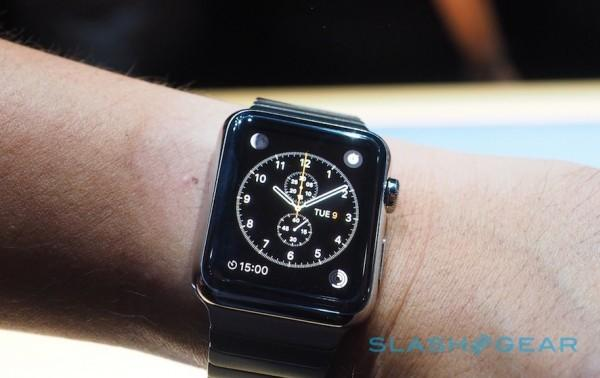 Apple Watch may have already beaten Android Wear