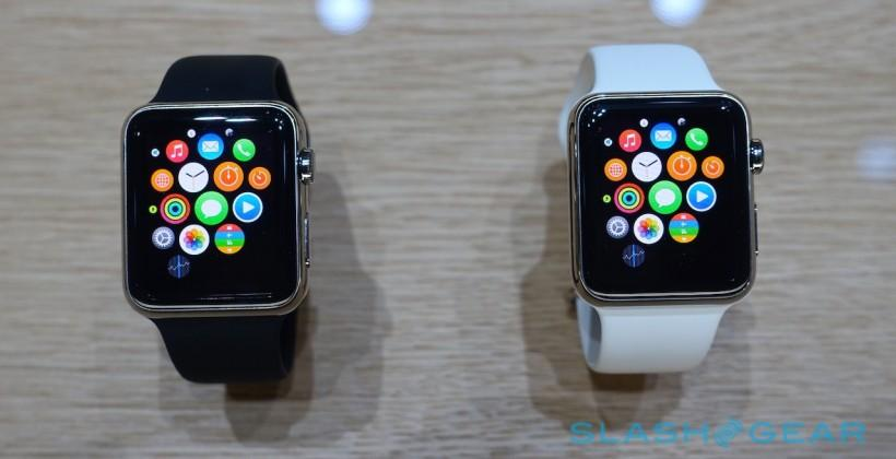 Cook said to confirm Apple Watch is showerproof, lasts a day