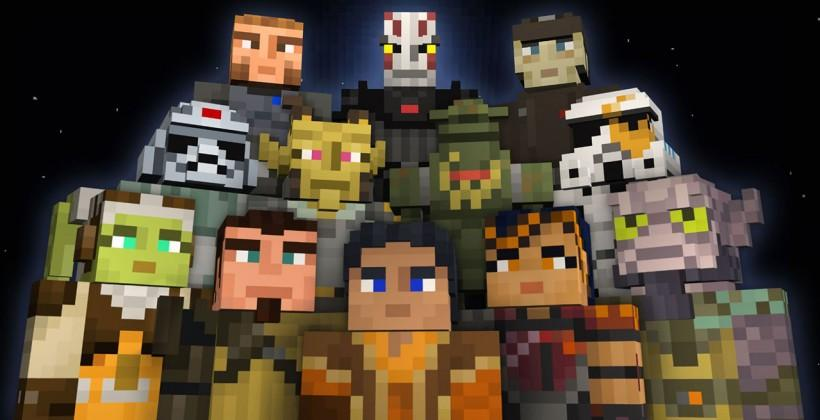 Star Wars Rebels hit Minecraft for Xbox