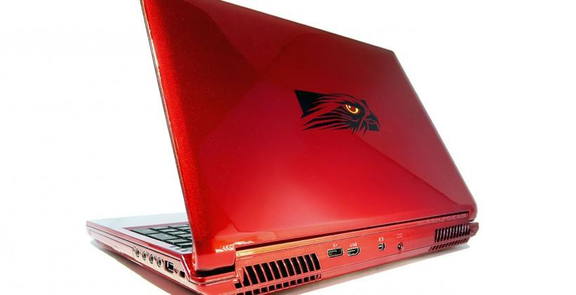 Falcon Northwest TLX Gaming Laptop Review