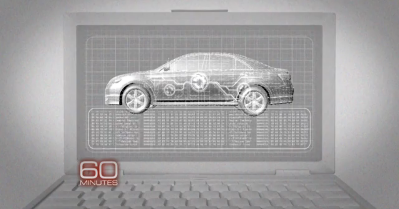 DARPA: Nothing on the Internet is secure, including cars