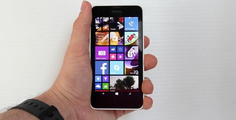 Lumia 640, refreshed Lumia 635 sighted with 1 GB of RAM
