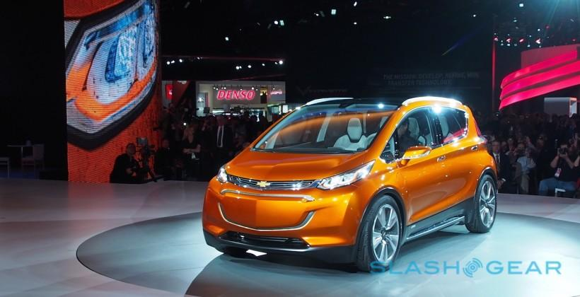 Chevrolet Bolt affordable EV tipped for late-2016 launch
