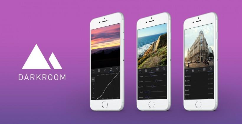 Darkroom for iOS may just be the best photo editor around