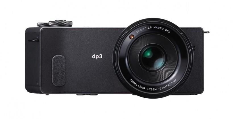 Sigma dp3 Quattro appears ahead of launch on maker's website