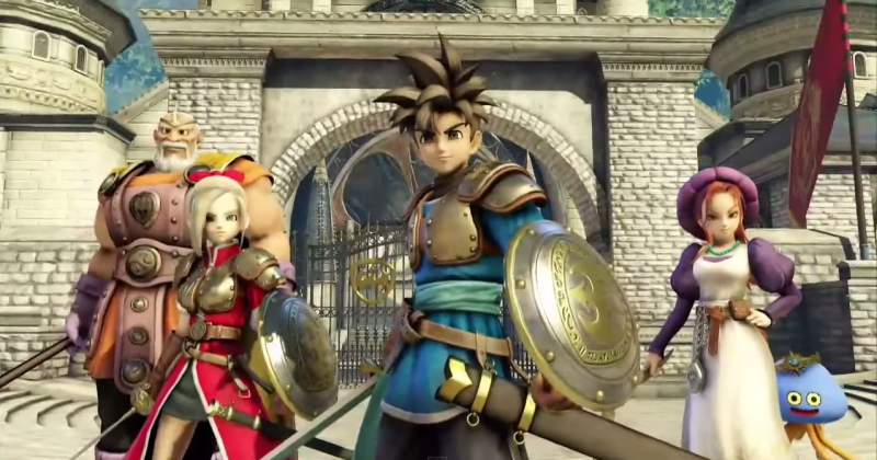 Dragon Quest Heroes to burst into action in North America