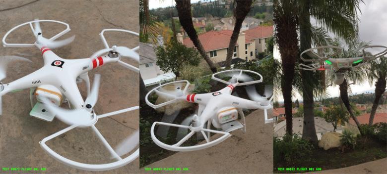 Ad company's drones are tracking mobile locations in LA