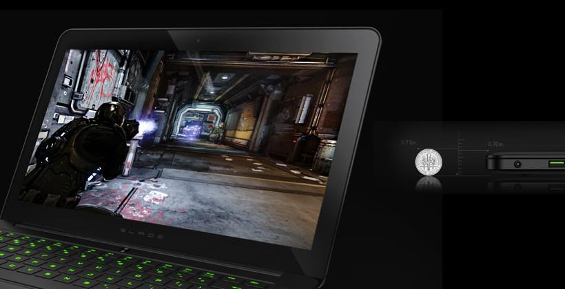 Razer Blade 2015 introduced with QHD+ display and GTX 970M