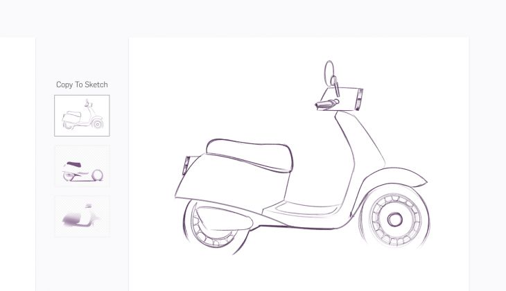Forge, the sketch app for brainstorming, lands on iOS