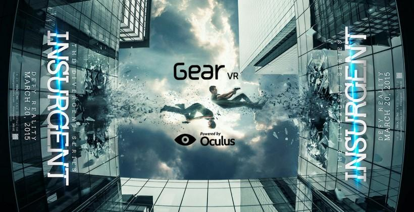 Divergent: Insurgent experience brings big screen to Gear VR