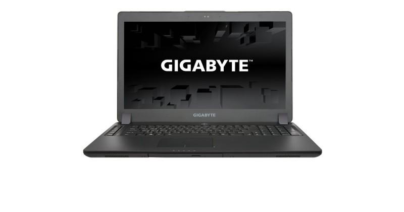 Gigabyte P37X 17.3-inch laptop gets its game on