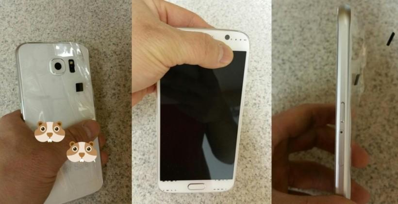 Alleged Samsung Galaxy S6 pics leak ahead of MWC