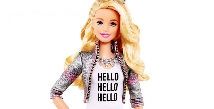 Hello Barbie gives iconic doll some Siri-style sass