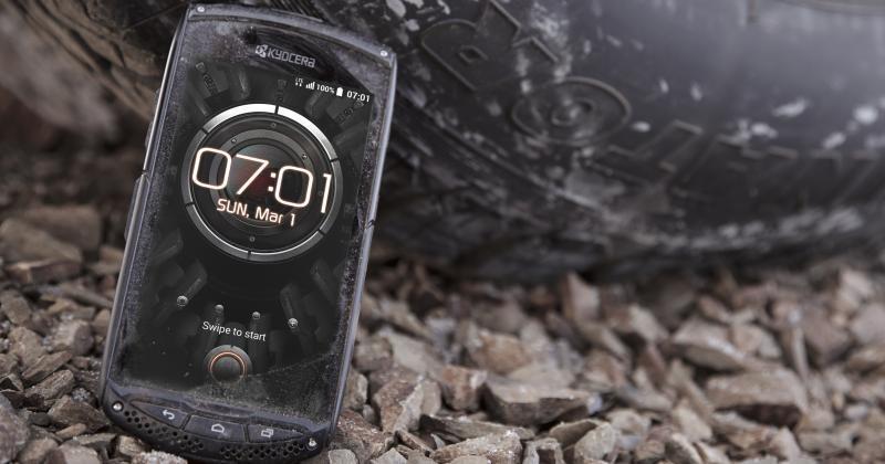 Kyocera breaks into European market with new 4G TORQUE model