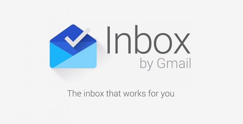 Inbox by Gmail updated for iPad