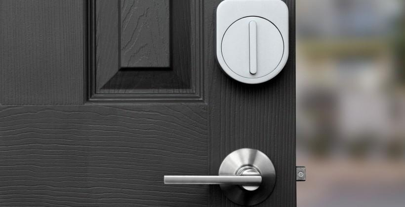 Sesame smart lock fits over your current (dumb) lock