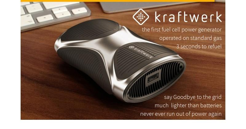 Kraftwerk wants to put a power plant in your pocket