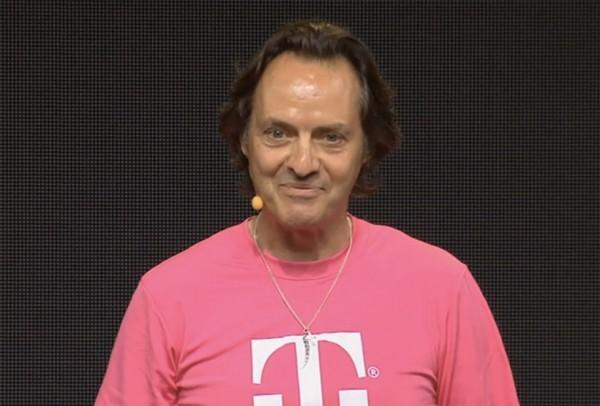 T-Mobile has positive Q4 2014, CEO says they're bigger than Sprint