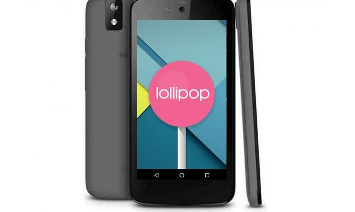 Android Lollipop update hitting budget phones before yours