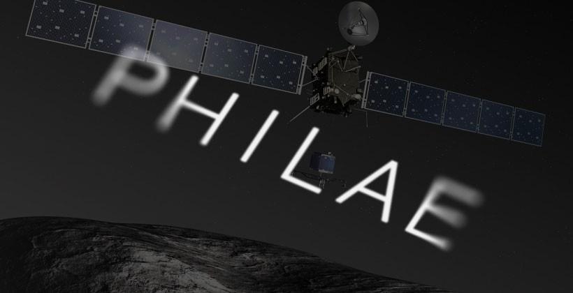 Philae isn't lost just yet