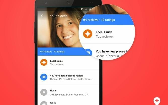 'Local Guides' now baked into Google Maps, could be bad for Yelp