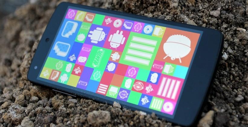Nexus 5 back in stock at Google Play
