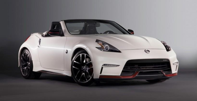 Nissan 370Z NISMO Roadster, GT-R LM unveiled at Chicago Auto Show