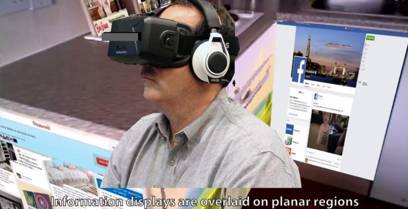 Big surprise: Facebook is working on VR apps