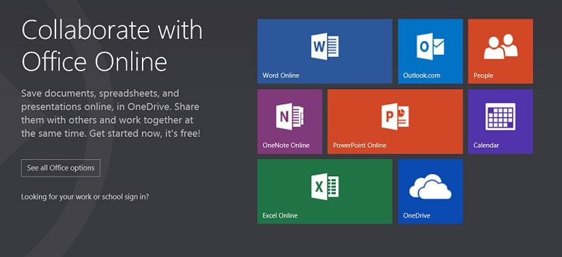 Microsoft dumps a load of new features into Office Online