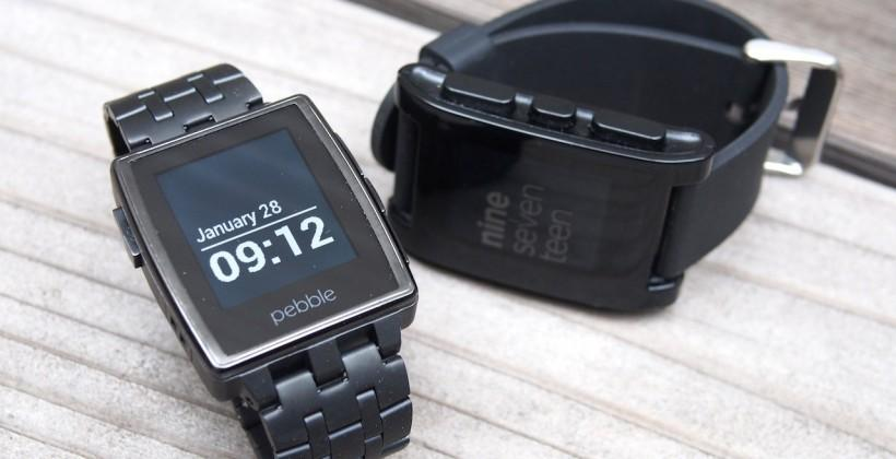 Pebble celebrates 1 million sales with a renewed battle cry