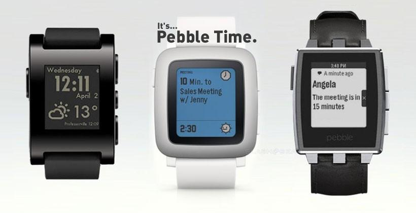 Pebble Time: color smartwatch returns to Kickstarter