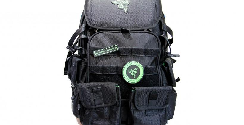 Razer Tactical Bag Review: the gear backpack of your dreams