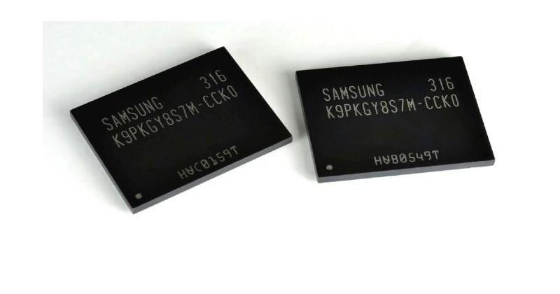 Samsung reveals first Flash storage based on new eMMC 5.1 spec