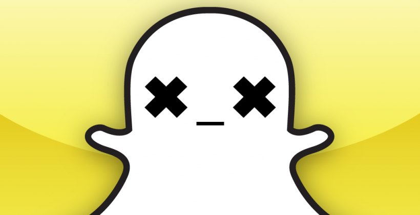 Snapchat is down: double-check your snaps