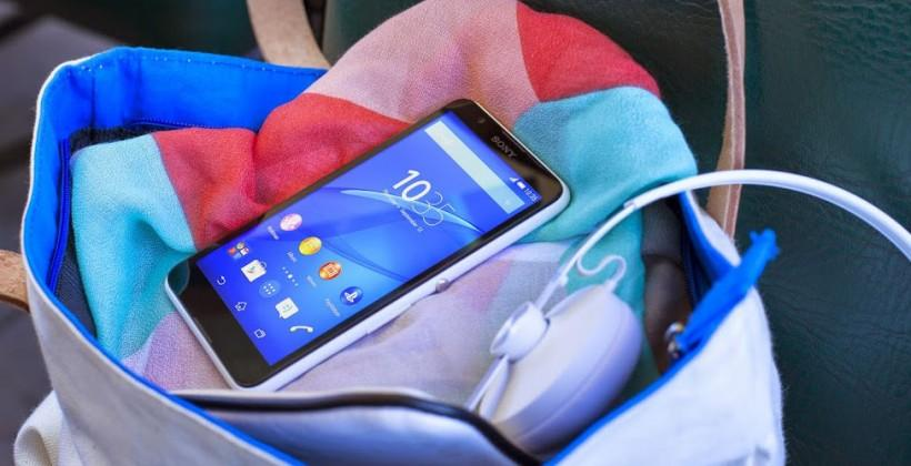 Sony Xperia E4g revealed in black and white