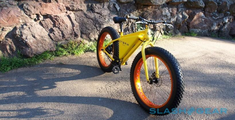 Storm eBike electrifies the fat wheel: Hands-on [Updated]