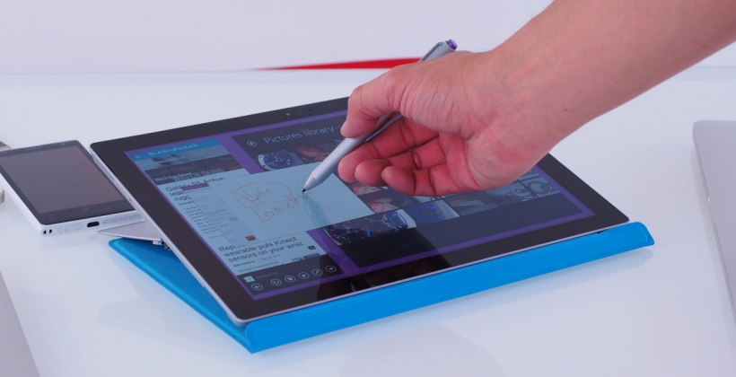 Microsoft said to buy Surface Pro 3 stylus maker N-Trig