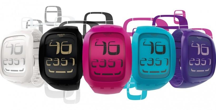 Swatch smartwatch in 2-3 months with big battery boast