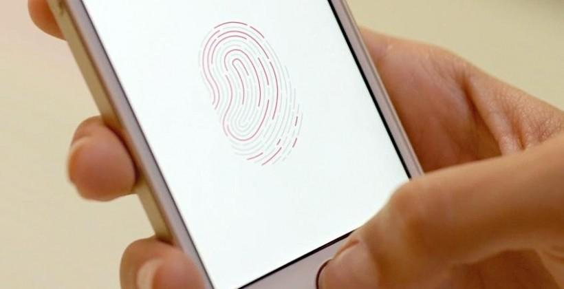 Apple interested in putting Touch ID sensor directly into touchscreen displays