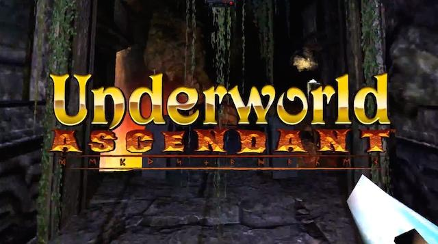 Looking Glass Founders unveil Ultima Underworld: Ascendant