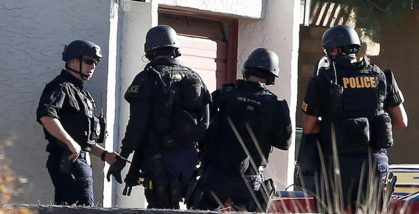 Las Vegas teen arrested for swatting pranks