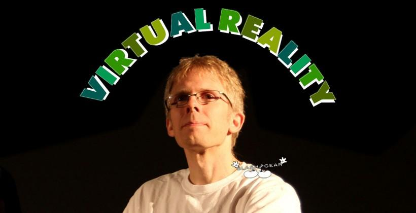 John Carmack to talk mobile VR at GDC 2015