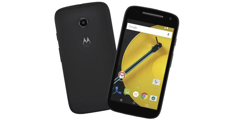 Moto E 2nd-Gen official with Lollipop
