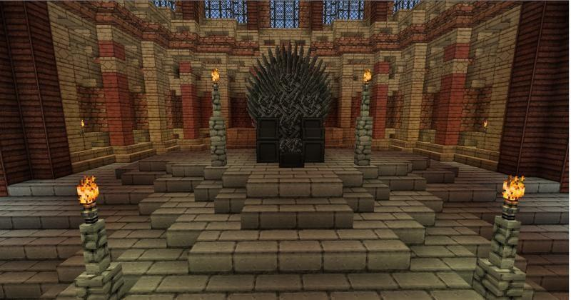 A Game of Craft: Westeros rebuilt block by block