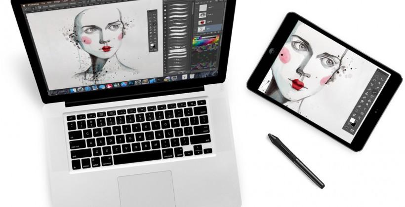 Astropad App Transforms iPad into Sketch Board for Mac