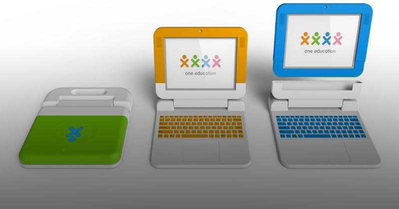 OLPC, One Education to launch a modular tablet/laptop hybrid