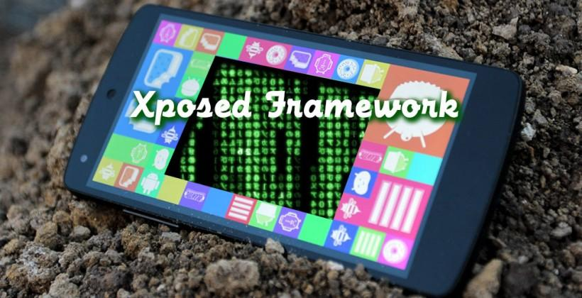 Xposed Framework Lollipop update released to public