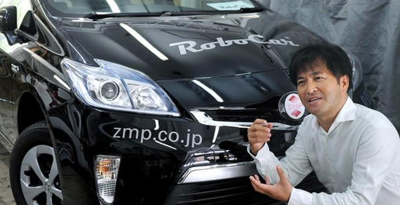 Sony invests in self-driving automaker ZMP